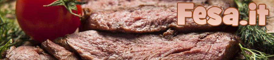 La fesa di vitello e di tacchino for Muscolo interno coscia nome